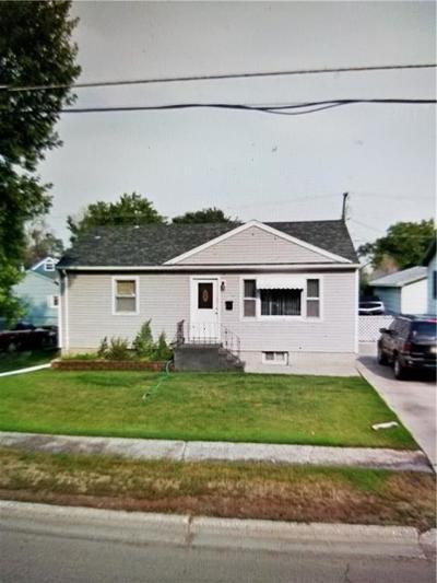 Billings Single Family Home For Sale: 217 Jackson