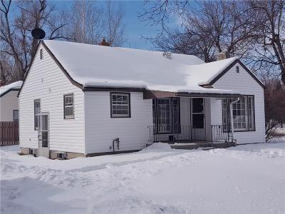 Billings Single Family Home Contingency: 544 Alderson Avenue