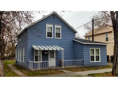 Billings MT Single Family Home Contingency: $118,000