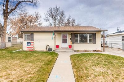 Billings Single Family Home Contingency: 4409 Ryan Avenue