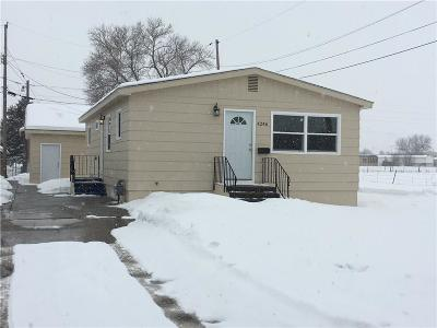 Billings Single Family Home Contingency: 4246 Jansma Avenue