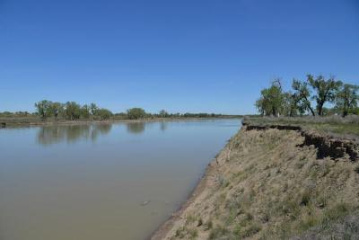 Fallon County, Roosevelt County, Wibaux County Residential Lots & Land For Sale: 158 Acres Missouri River