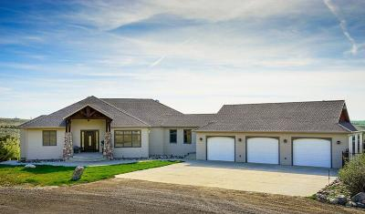Billings Single Family Home For Sale: 3200 Sage View Road