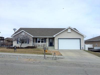 Single Family Home For Sale: 1035 Siesta Avenue