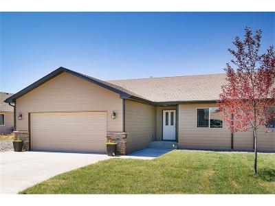 Condo/Townhouse For Sale: 838 E Wicks Lane #8