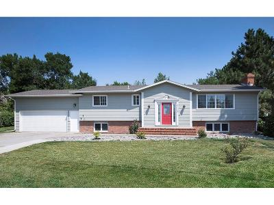 Single Family Home For Sale: 4115 Rimrock Road