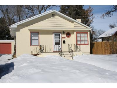 Single Family Home Contingency: 535 Wyoming