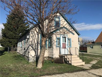 Red Lodge Single Family Home Contingency: 19 Haggin Avenue S