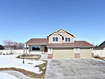 Single Family Home For Sale: 5313 Travertine Blvd