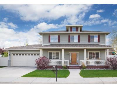 Single Family Home For Sale: 3042 Hunters Ridge Loop