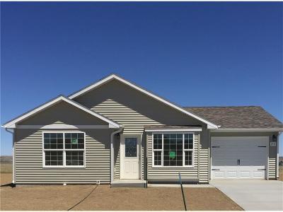 Single Family Home For Sale: 2222 Sierra Vista Circle