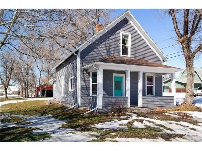 Columbus Single Family Home For Sale: 17 A Street