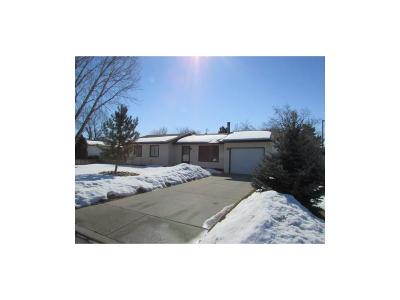 Single Family Home Contingency: 3146 Canyon Drive