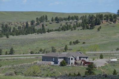 Billings Single Family Home For Sale: 5410 Old Montana Rd.