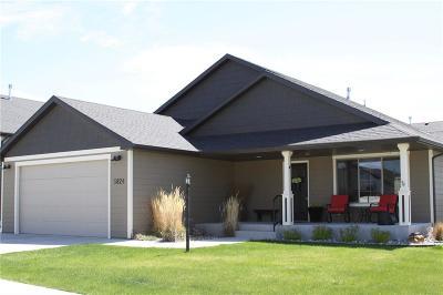 Single Family Home For Sale: 5824 Arrowleaf Trail