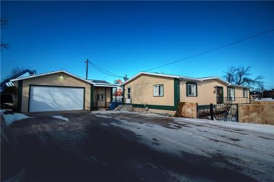 Billings Single Family Home For Sale: 1301 Rosebud Lane