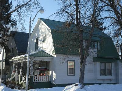 Billings Multi Family Home For Sale: 724 N 31st Street