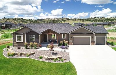 Billings Single Family Home For Sale: 6185 Timbercove Drive