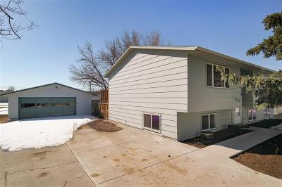 Billings MT Single Family Home Contingency: $225,000