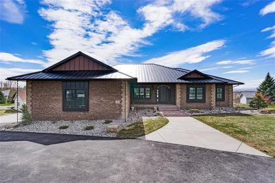Laurel Single Family Home For Sale: 1214 Longview Road