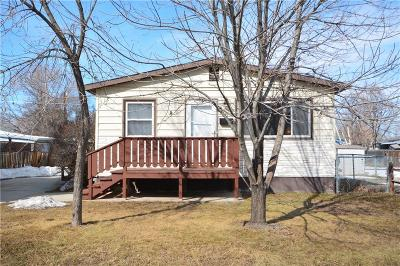 Billings Single Family Home Contingency: 4215 Stone Street