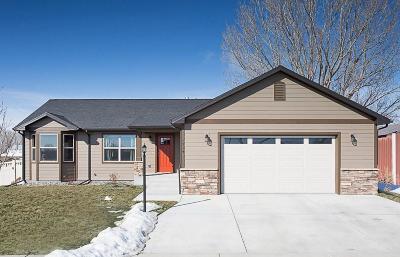 Billings Single Family Home For Sale: 1214 Daybreak Drive