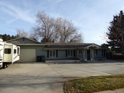 Billings Single Family Home For Sale: 613 Shamrock Lane