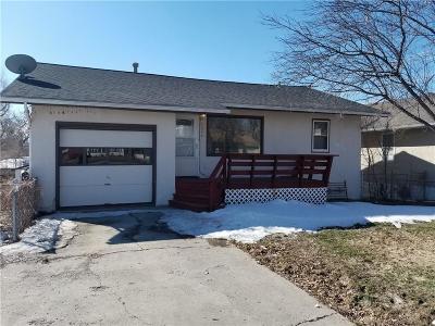 Single Family Home Contingency: 1540 Burlington Avenue