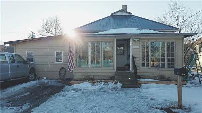 Single Family Home For Sale: 619 1st Street East