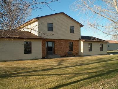 Billings Single Family Home For Sale: 4704 Burlington Ave