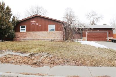 Billings Single Family Home For Sale: 2107 Colton Boulevard