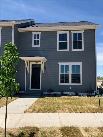 Condo/Townhouse For Sale: 1730 Walter Creek Boulevard #36