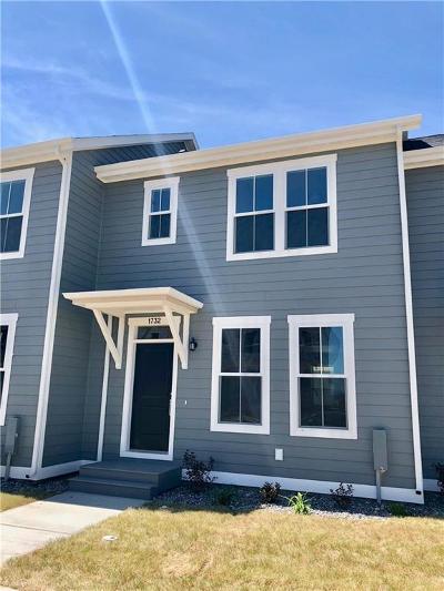 Condo/Townhouse For Sale: 1732 Walter Creek Boulevard #37