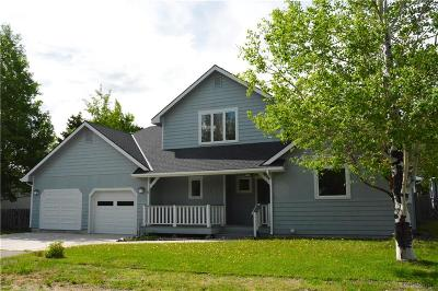 Red Lodge MT Single Family Home For Sale: $309,900