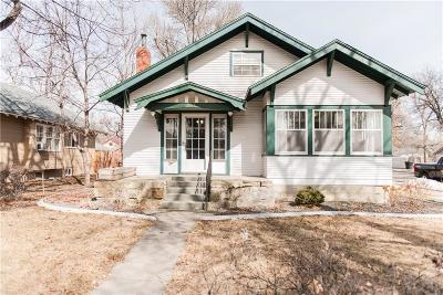 Single Family Home Contingency: 303 Wyoming Ave