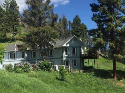 Single Family Home For Sale: 114 Braziel Lake Loop, Helmville