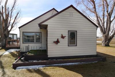 Billings Single Family Home For Sale: 5110 Central Avenue