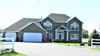 Laurel Single Family Home Contingency: 1785 Pheasant Brook Drive