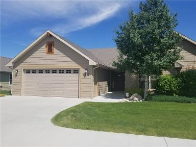 Billings Condo/Townhouse For Sale: 1517 Granite Peak Trail
