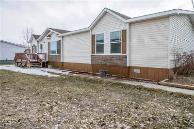 Billings MT Single Family Home Sold: $75,000