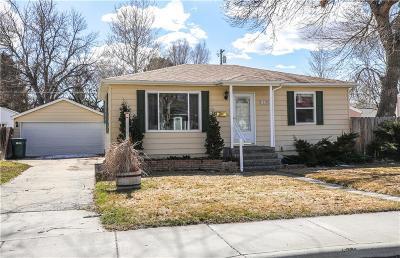 Single Family Home Contingency: 1120 Saint Johns Avenue