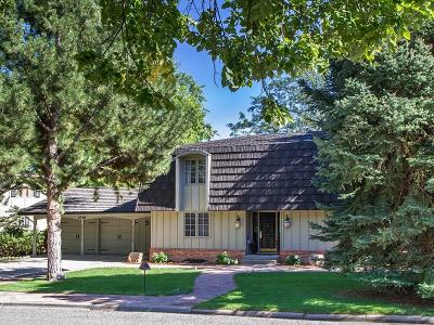 Billings Single Family Home For Sale: 2736 Palm Drive