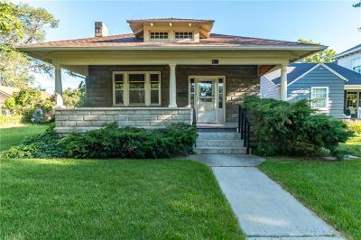 Single Family Home For Sale: 138 Wyoming Avenue