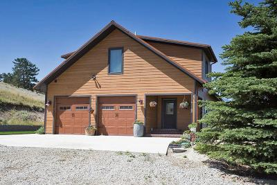 Red Lodge Single Family Home For Sale: 46 Sage Run