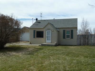 Billings Single Family Home Contingency: 1452 West Lane
