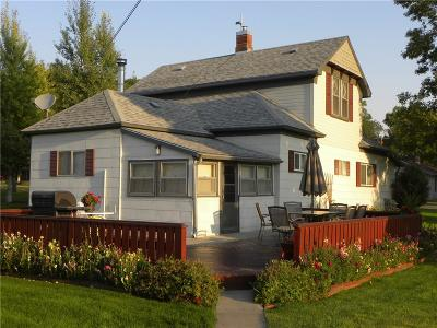 Fromberg Single Family Home For Sale: 218 W River Street