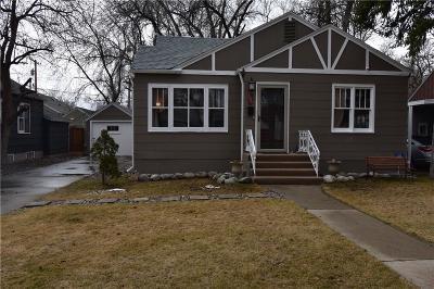 Single Family Home Contingency: 506 Alderson Avenue