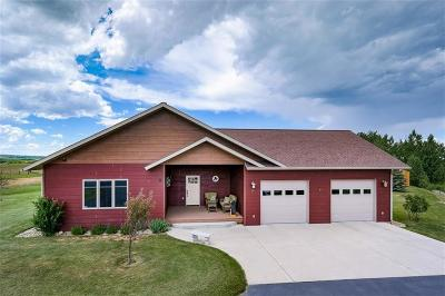 Red Lodge MT Single Family Home Contingency: $385,000