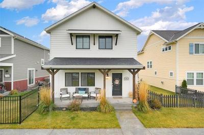 Single Family Home For Sale: 1723 Hollyhock Street
