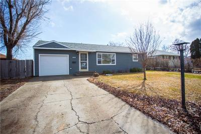 Single Family Home For Sale: 2408 Wyoming Avenue